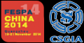 FESPA CHINA & CSGIA 2014