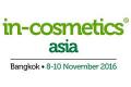 InCosmetics Asia